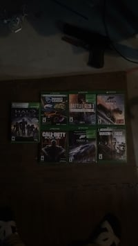 Assortment of Xbox games Spruce Grove, T7X 0H3