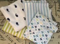 Flannel swaddle baby blankets Steilacoom, 98388