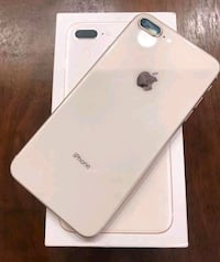 Rose gold iPhone 8 plus with box  Los Angeles, 90025