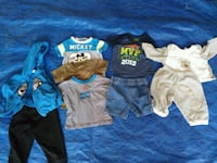 9 months baby boy clothes