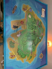 Thomas the Train Island of Sodor Train Table