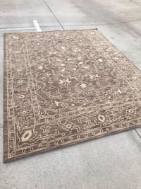 8X10 Area Rug - NEW
