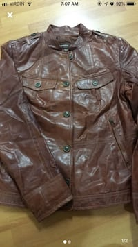 Danier leather jacket size medium Brampton, L6V 0R6