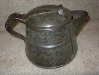 Antique Tin Watering Can  Fairfax