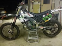 2001  CR250R New top end Peralta, 87042