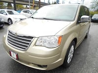 2010 Chrysler Town & Country Brown Surrey, V3T 2T3