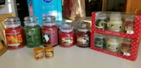 ALL NEW YANKEE CANDLES.  PICK UP MIDDLEBORO ONLY.  Middleborough, 02346