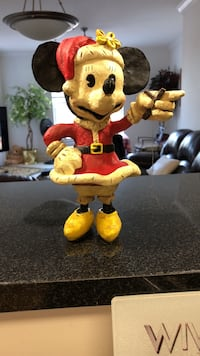 Minnie Mouse ceramic figurine Fairfax, 22030
