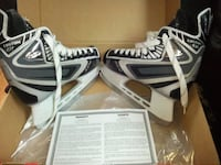 Boys CCM Ice Skates (junior size 4) , N1A 2V4