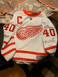 Detroit Red wings Zetterberg Jersey
