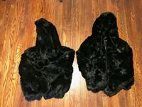 Rabbit fur jacket(Black), great condition Peekskill, 10566