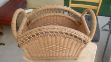 Thick Wicker Basket