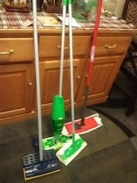 4 cleaning items newer $10 all. Kelowna, V1X 7Z6