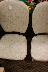 1950's Vintage dining chairs Oklahoma City, 73139