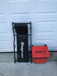 Snap-On Creaper / Snap-on Chair.