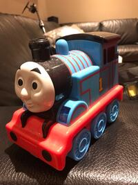 Thomas the train toy interactive  Longueuil, J3Y 4W8