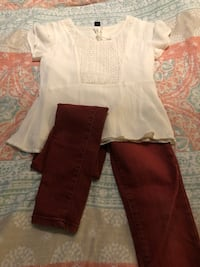 Girls size 12 outfit  Meridian