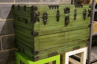 Large Vintage Trunk Boyds, 20841