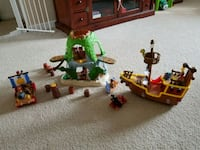 Jack and the never land pirates  < 1 km