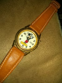 Mickey mouse watch Easley