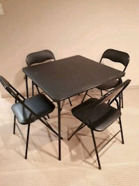 Card Table & Chairs Regina, S4V 3C4