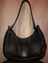 Dooney & Bourke Black Leather Purse Purcellville, 20132