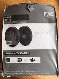 Everlast Punch Mitts Chester, 10918