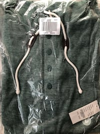Pacsun men's green hoodie size large