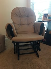 Glider with ottoman chair Fairfax