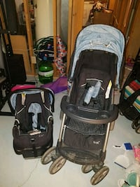 Lux travel system & base