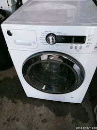 white front load washing machine Capitol Heights, 20743