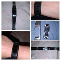 black on black Fitbit . London, N6H 1M9