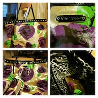 Betsey Johnson Purse i live in the east side 89142 Las Vegas, 89145
