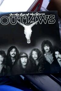 The Outlaws vinyl album La Plata, 20646