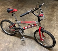 Schwinn Z-Force BMX Bike Herndon, 20171