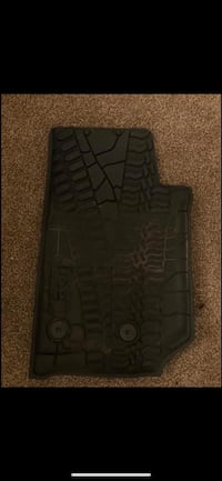 All weather JEEP mats