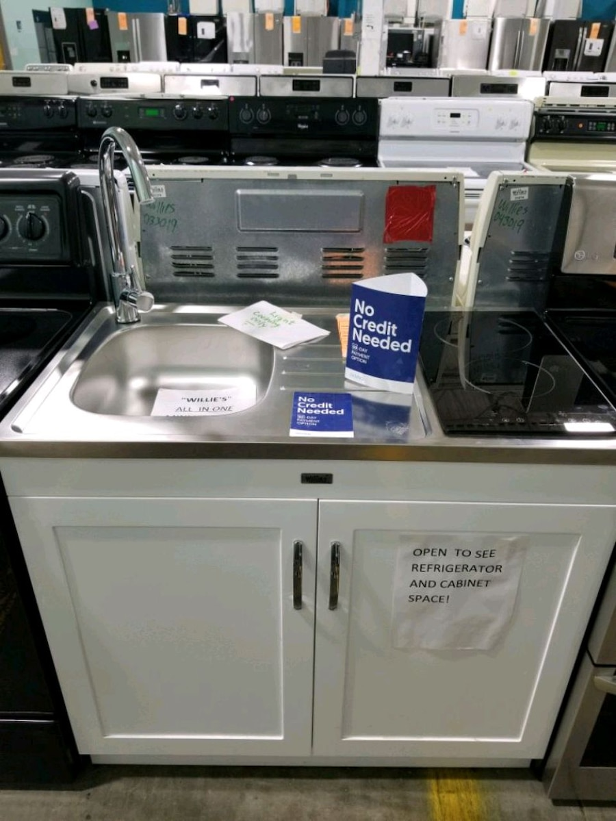 used willie s new all in one mini kitchen set for sale in queens letgo rh gb letgo com