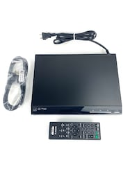 Sony DVD Player with HDMI
