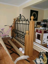 Queen Bed Frame Burke, 22015