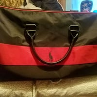 black and red duffel bag Greenville, 29611