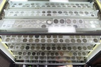 Large Selection Collection Coins Morgan Peace Foreign Silver Coins Badges Coin Woodbridge