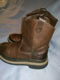 Georgia Boots Sz 3.5 Savannah, 31407