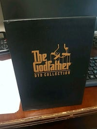 The Godfather DVD box set Langley, V2Y