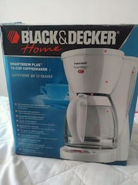 Black and Decker Smartbrew Plus 12-cup Coffeemaker Mississauga, L5G 1C3