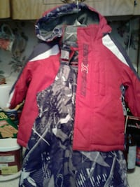 Boys  Size 2T Snow Suit Sold for  $99.99  now  $25.00 FIRM  Silver Spring, 20904