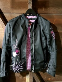 Female motorcycle jacket