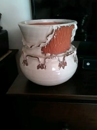 Lovely ceramic pot