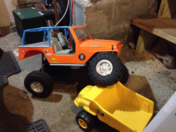 Jeep Rock Crawler >> Nylint 1 6 Rock Crawler R C Jeep