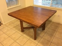 Solid wood kitchen table Riverside, 92507
