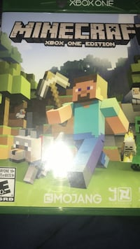 Minecraft Xbox one New Waterford, 44445